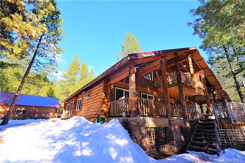 Entire Cabin - Great Location near Cle Elum Lake