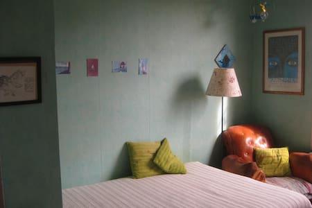 """Nice Room """"Déviation pour Ailleurs"""" - Blois"""