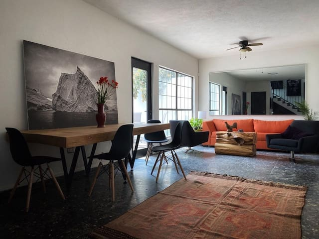 Casa completamente equipada para esta cuarentena