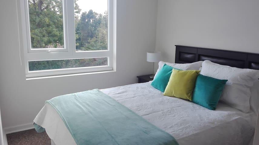 Departamento nuevo, cómodo, en barrio residencial - Chillan - Kondominium