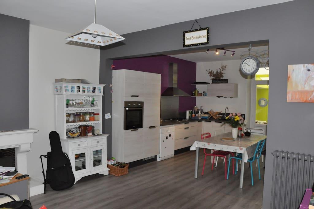 bienvenue la maison maisons de ville louer cholet pays de la loire france. Black Bedroom Furniture Sets. Home Design Ideas