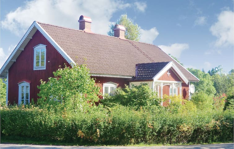 Holiday cottage with 2 bedrooms on 150m² in Vissefjärda