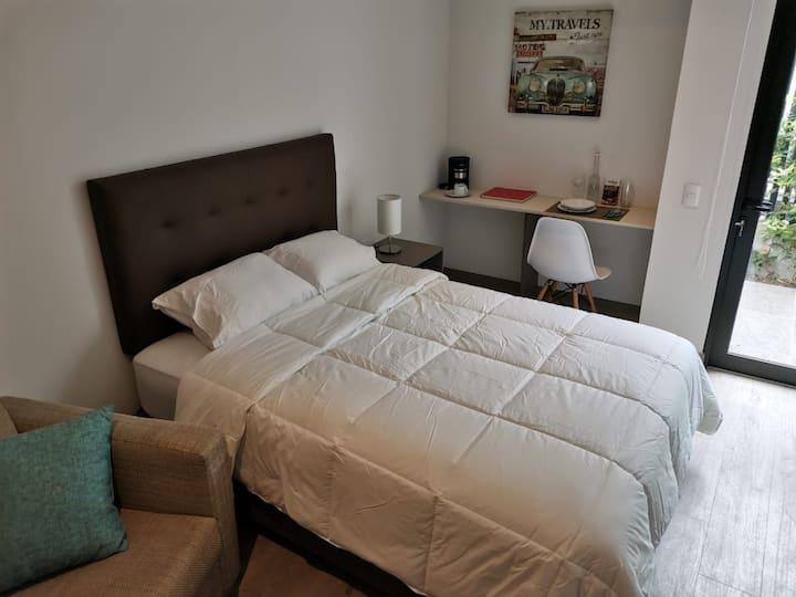 "Espacio Luxury Apartments ""Edificio B51""- Suite D"