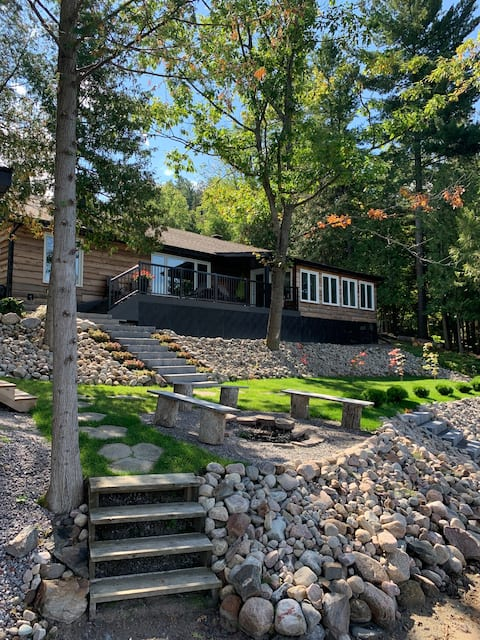 New Lakehouse / Cottage, Trout Lake, North Bay