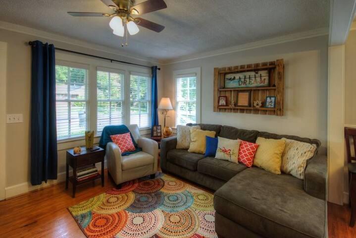 3bed/1bath Cottage Near Auburn, AL