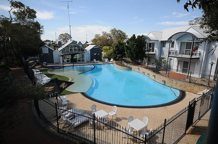 Mandurah Quay Resort Spa Villa