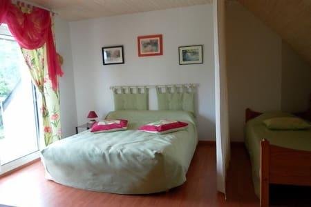 Chambre d'hôte familiale 12 kms Rennes - Chasné-sur-Illet - Talo