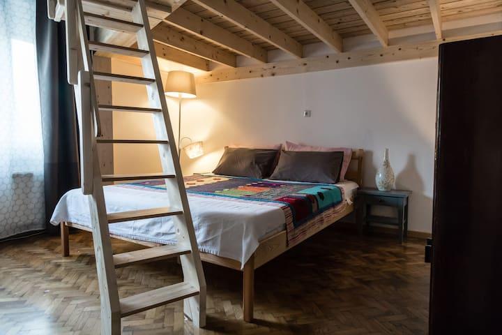 Aleksandra and Gregor's airbnb