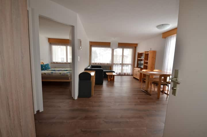 Central and modern 1-Bedroom Apartment