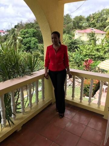 Bougainvillea Suite at Bonne Terre