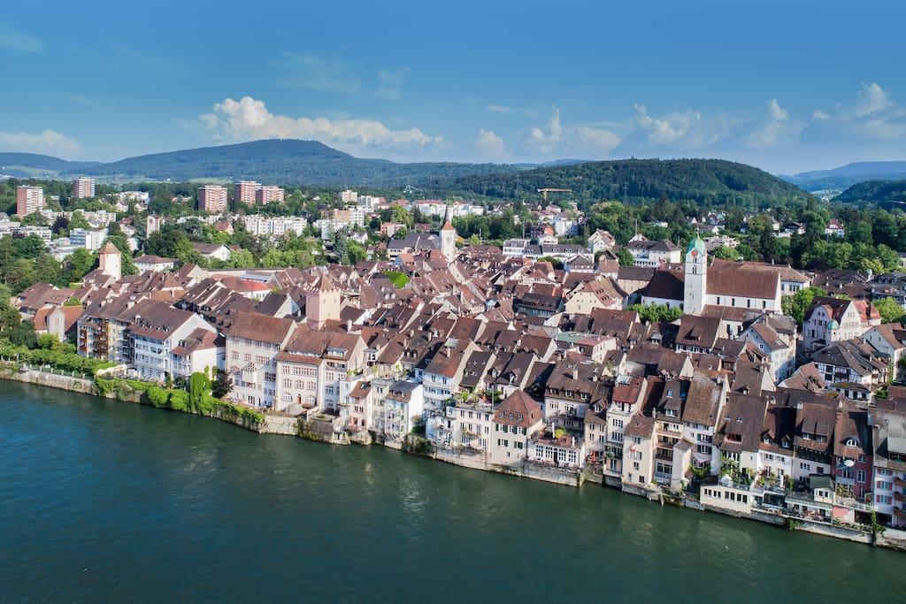 Rheinfelder Altstadt