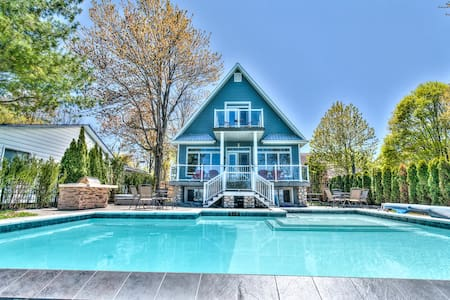 Niagara Luxury Lakefront Estate, 15 mins from NOTL - Saint Catharines