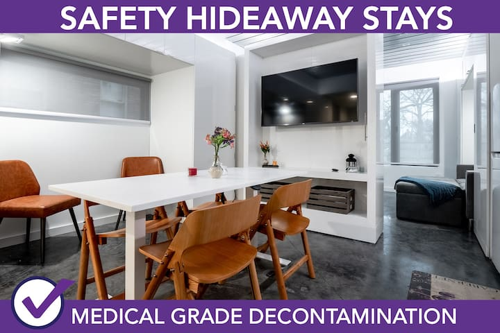 Safety Hideaway - Medical Grade Clean Home 121