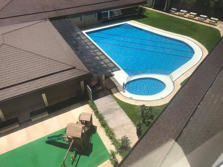 Resort Living Fully Furnished Condo Unit