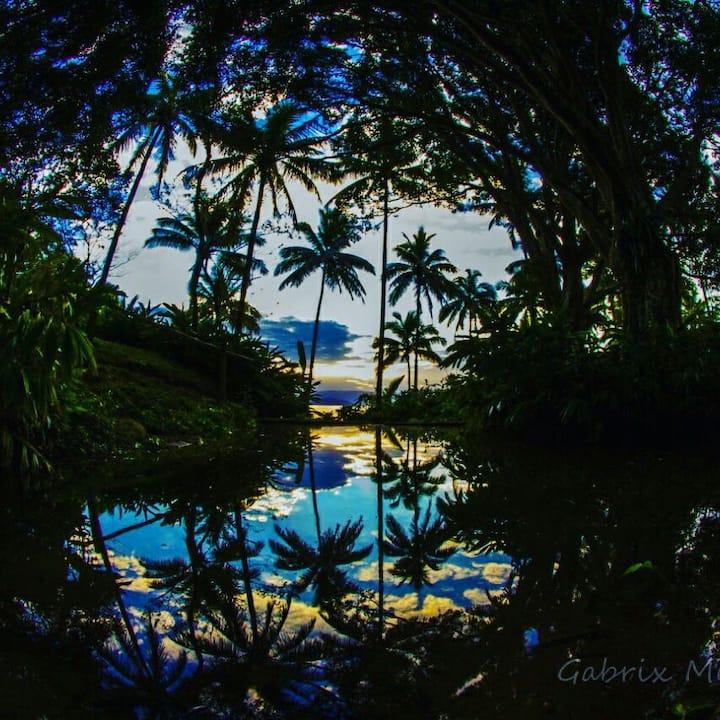 Ilha das Couves, São Sebastião, SP - Camping
