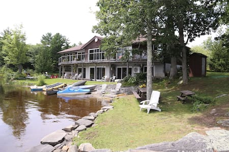 Eagle's Nest Muskoka (Lakefront) - TeaLakeCottages