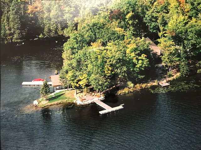 Exclusive Granite Point on Big Bald Lake.