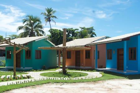 Chalés Villa Pier Cumuruxatiba (2/4)