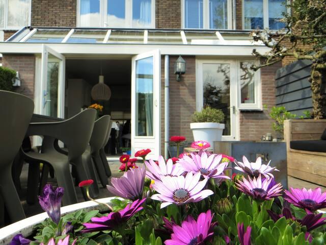 Spacious house & garden in centre - Utrecht - House