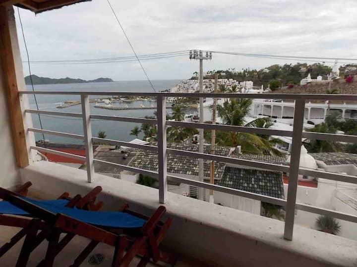 Península del Capitán (Villa1), Zona de las Hadas