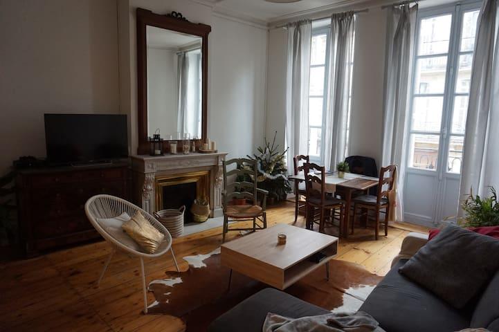 Superbe appartement en plein coeur de Bordeaux