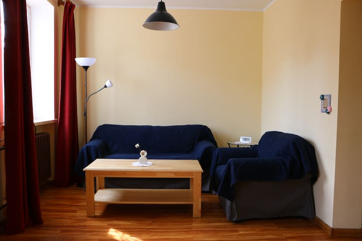 B @ Home - cozy apartment in central Ulaanbaatar