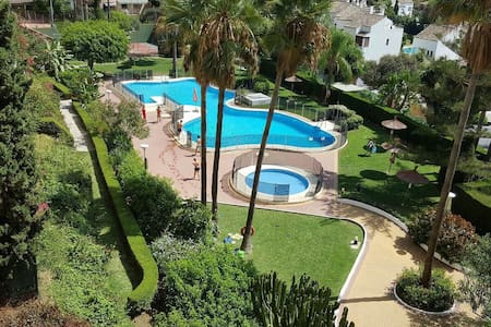 Habitación acogedora / Friendly Room in Marbella - Marbella