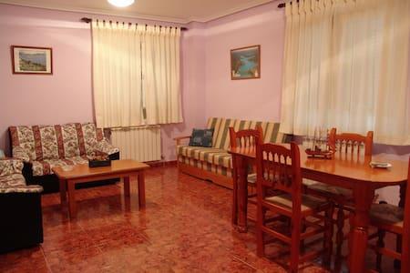 AlquilerapartamentoLagunasdeRuidera - Ruidera - Daire