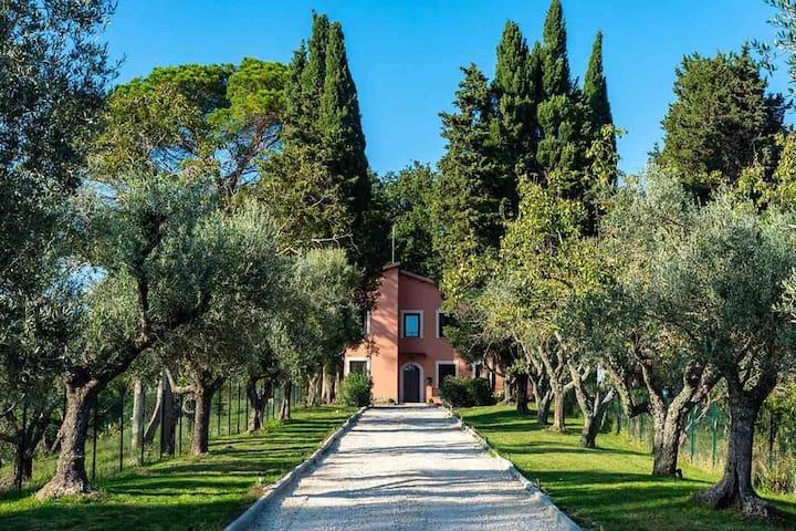 Tenuta San Sebastiano - A Rome country side heaven
