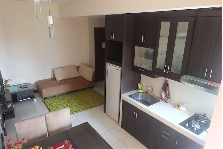 Discount price!! CENTRAL JAKARTA APARTMENT!