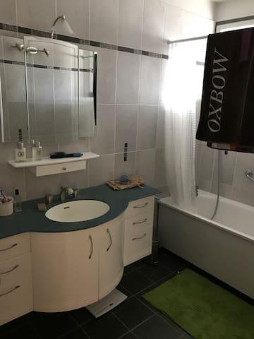 Appartement 2 à 4 personnes proche centre ville - Bourges - Leilighet