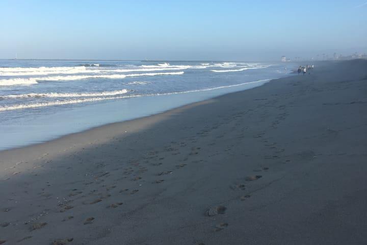 The Beach Balm  Silver Strand Beach Oxnard, CA