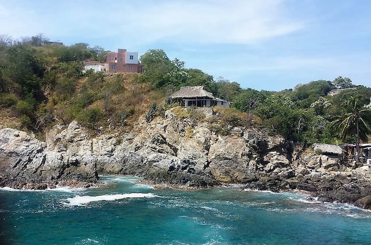 CASA AYETE - Puerto Ángel - Villa