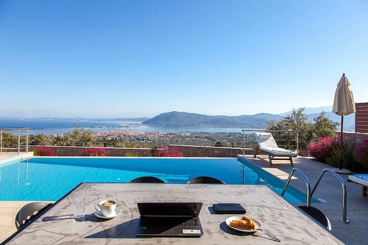 2020 June Offers: Villa Pasithea with Private Pool