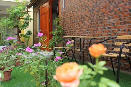 CENTER TAMCOC -Deluxe Double Room With Garden View