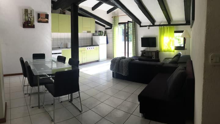 Dora's modern loft