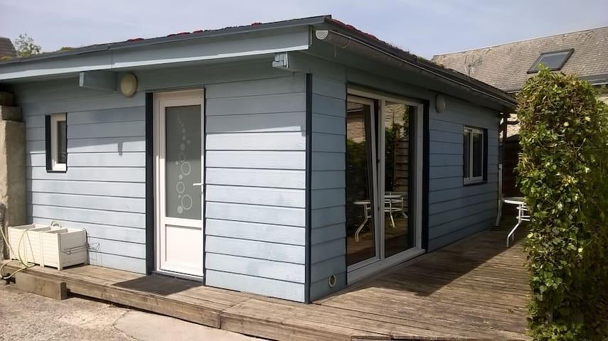 Maison de 35 m2 entiérement dédié avec terrasse.