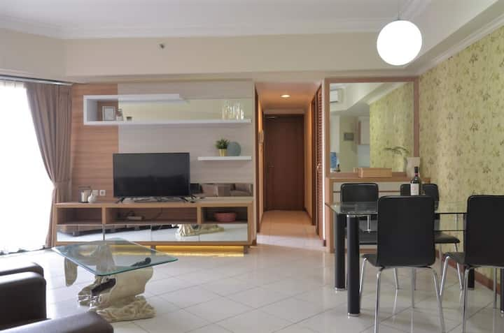 Whole Apartment Fully Furnished STC, Sudirman