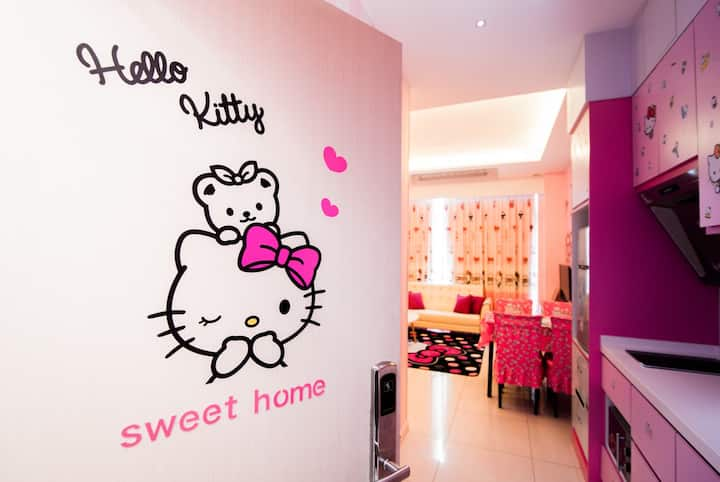 Pinstay Kitty Suites @ Sutera Avenue, KK