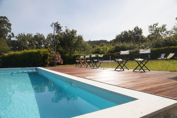 Baze Villa, Caminha, Viana do Castelo