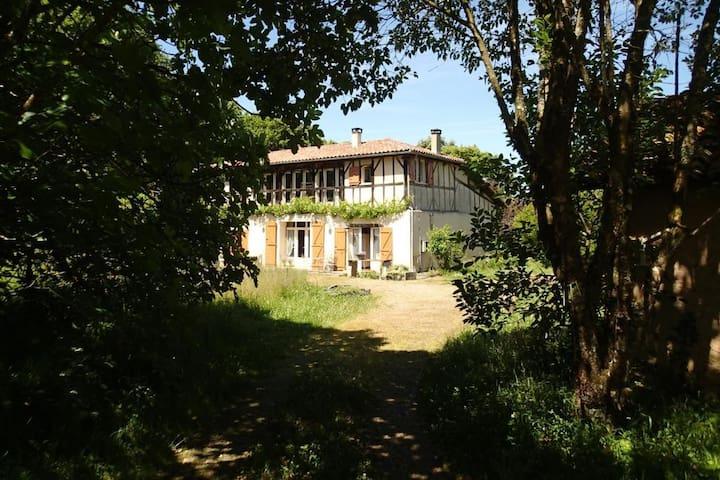 Ricouch, chambre d'hôtes et permaculture