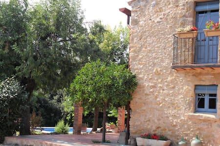 Can Baró - Orriols - Villa