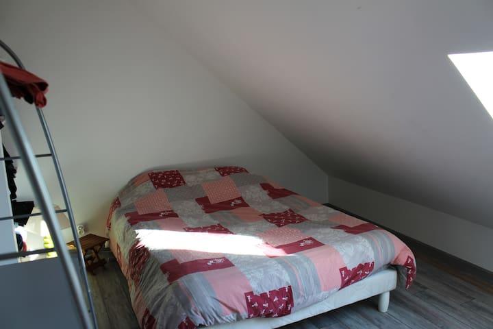 Chambre classique - Cordemais - House