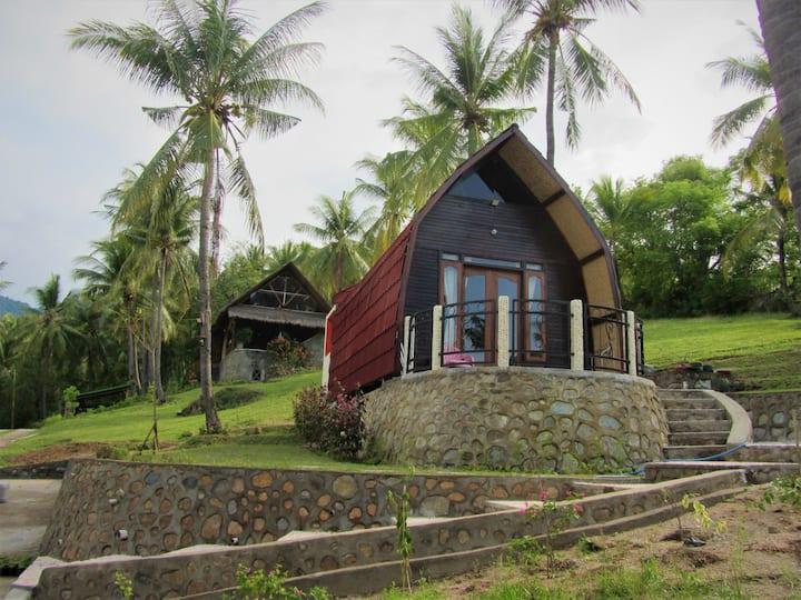 Villa Pintu Bintang I Flourish Hillside Bungalow