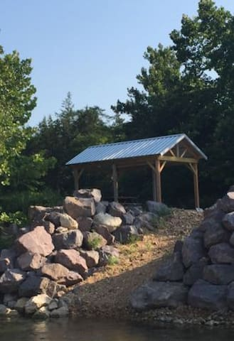 Pavilion on the Black River
