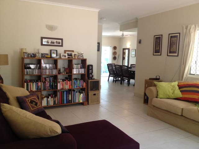 Fabulous location in Fannie Bay, 2b - Fannie Bay - Rumah bandar