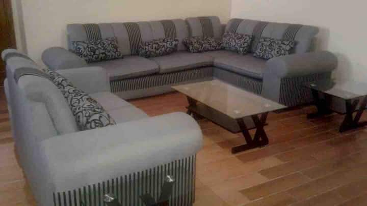 Beautiful & Well Furnished two bedrooms Apartment