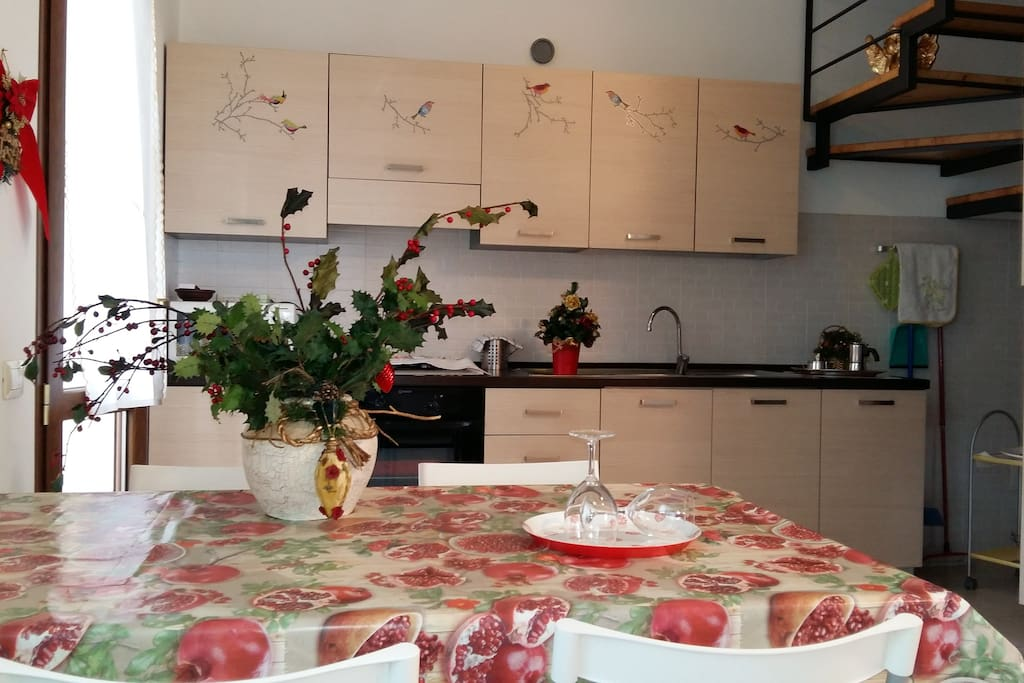 Angolo cottura/cucina