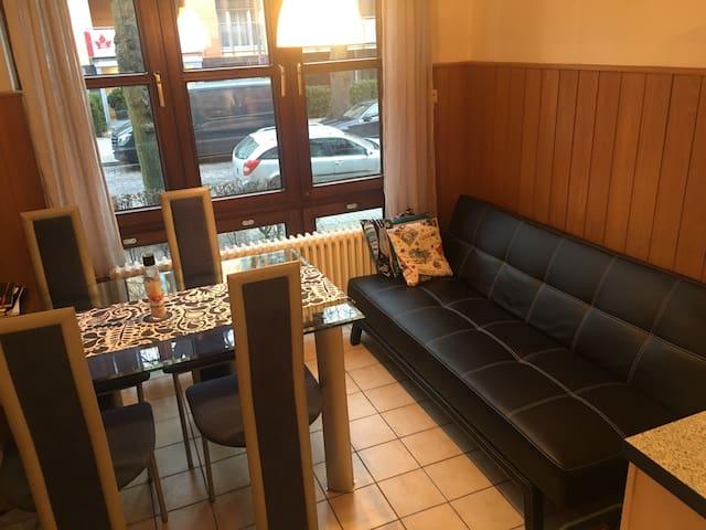 Bright private room in a cozy flat - Berlin - Lägenhet
