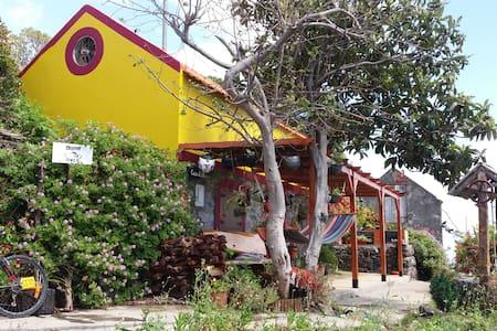 Rural Villa over the Atlantic Ocean - Ribeira Brava - Casa